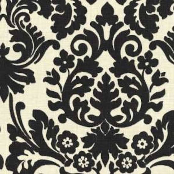 Black Curtain Panels Window Treatments Black Floral Damask Curtains Custom  Drapery Decor Living Dining Room Formal Drapes