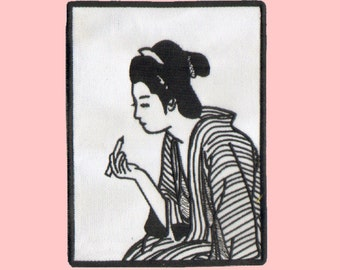 Japanese Woman Patch