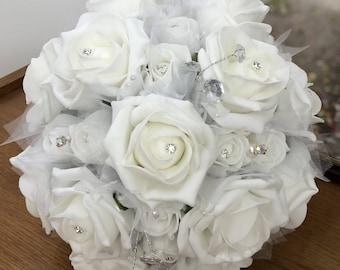 Meghan Bridesmaid Bouquet M