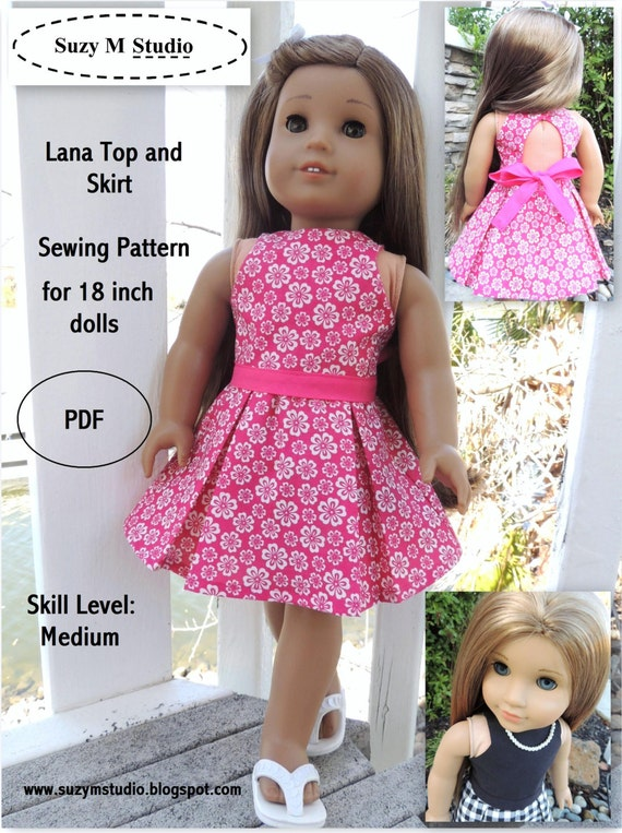 Vintage Baby Doll Clothes Patterns