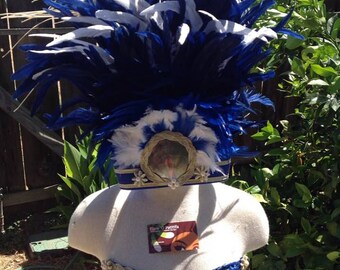 HEADPIECE ONLY. Tahitian & Cook Islands Headpiece. Perfect For All Ages..