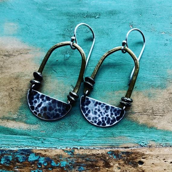 Selene Earrings - Tiny