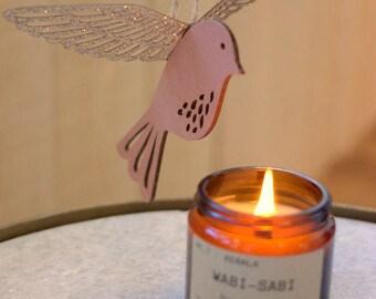Wabi-Sabi NO.7 candle: Kerala