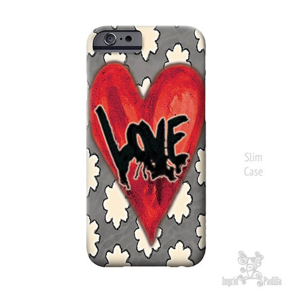 LOVE iPhone case, iphone 7 case, Heart iPhone Case, iphone 8 case, iPhone 6s case, iPhone 8 plus case, iPhone cases, iPhone 8 case