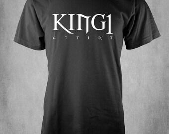King 1 Attire Tee