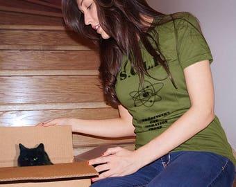 Schrödinger's Cat Liberation Front T-Shirt - SCLF