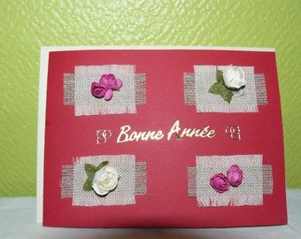 Handmade - 4 - postcards