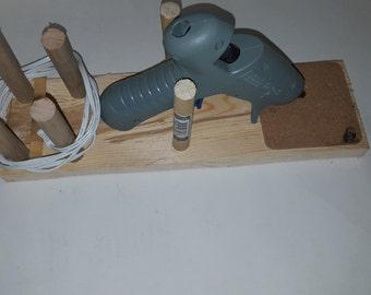 Hot Glue Gun Holder