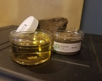 All Natural Clay and Grape Seed Oil Infused body/hands/feet/face mask