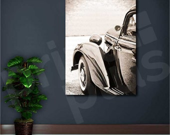 Oldtimer Automobile Car Canvas Art Poster Print Home Wall Decor