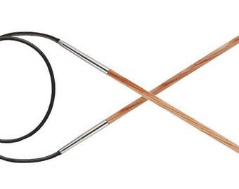 "Knitters Pride Naturalz Fixed Circular Knitting Needles 16"" (40 cm)"