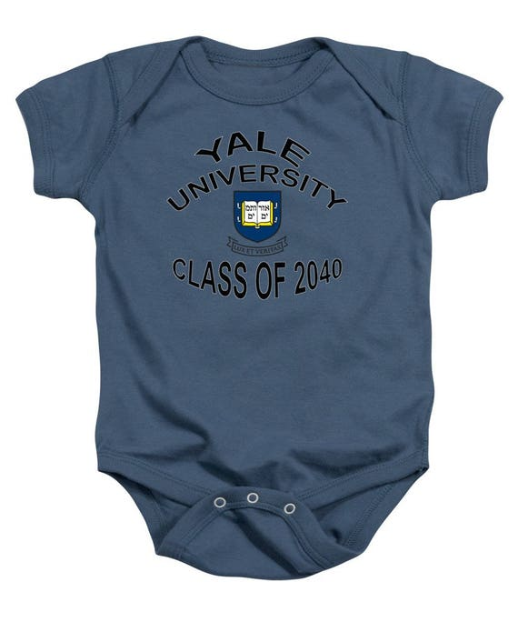 Yale University Class of 2040 Baby One Piece Baby Clothes