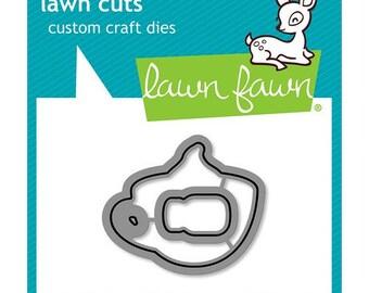 Lawn Fawn - Lawn Cuts - Dies - Pumpkin Spice