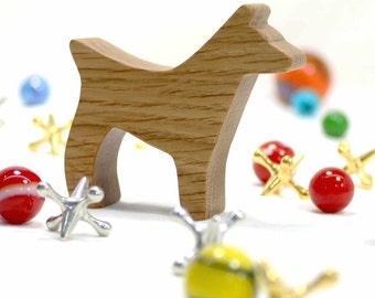 Terrier Dog Toy, Ardiel Terrier, Bull Terrier, Natural Wood Toy, Kids Toys, Kids Wooden Toy, Wooden Toy for Boys, Wooden Toy For Girls