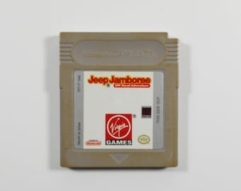 Jeep Jamboree Off Road Adventure for Gameboy
