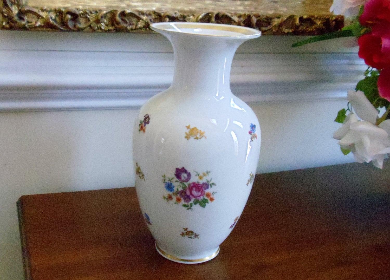 Vintage reichenbach porcelain vase mid century germany zoom reviewsmspy