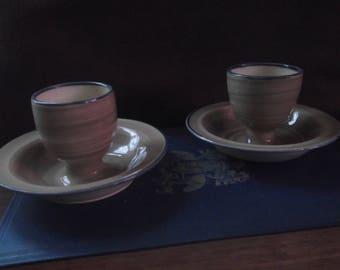 Holkham egg cups