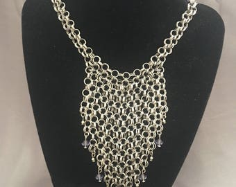 Silver Chainmaille Princess