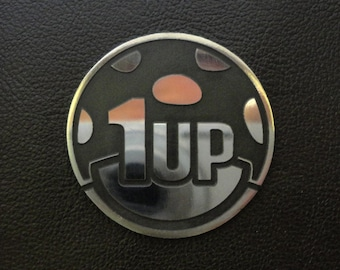 1 up coin