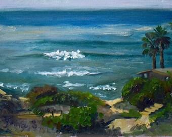 Sunset Cliffs - Open Edition Print