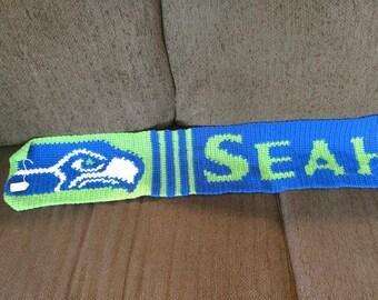 Seattle Seahawks Scarf