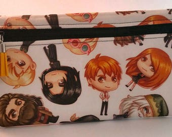 Pencil Case - Harry Potter Inspired