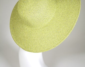 Lurex Hat:  Spring, Summer, Kentucky Derby, Royal Ascot, Easter, Mother's Day, Tennis Tournament, Polo, Tea Party, Wedding