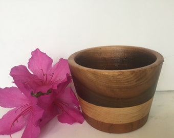 Three wood large cup