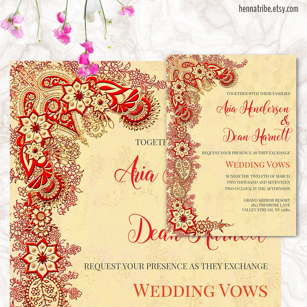Hindu Wedding: Hindu Indian Wedding Cards Printable Indian Wedding