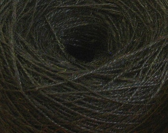 Hemp Twine in Black - 1mm wide - Select Your Preferred Length