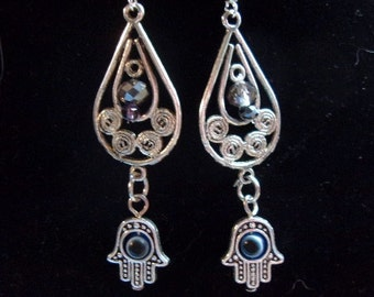 Blessings and Protection Earrings