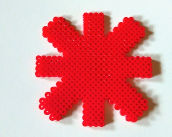 Red Hot Chili Peppers Logo-Perler Creation