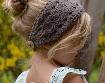KNITTING PATTERN-The Veronya Warmer (Toddler, Child, Adult sizes)
