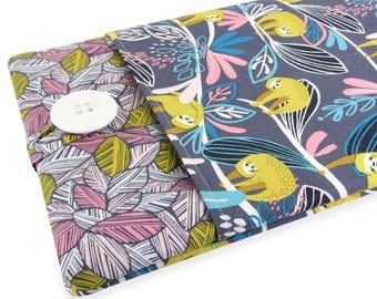 Sloth Kindle Paperwhite Case, Kindle Paperwhite Sleeve, Kindle Paperwhite Cover, Kindle Cover, Kindle Sleeve, Kindle Case