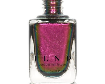 Masquerade - Bright Pink, Violet, Red, Copper, Green Ultra Chrome Color Shifting Nail Polish