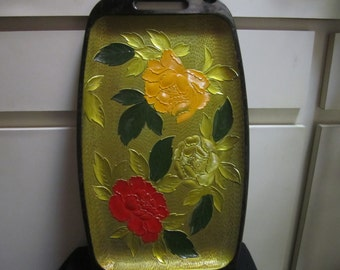 Vtg.Art Deco Tray