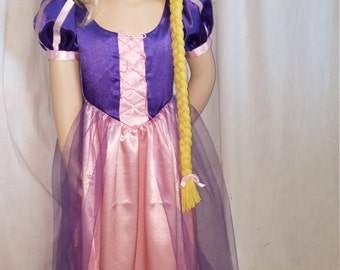 Rapunzel Costume   -- Made to order