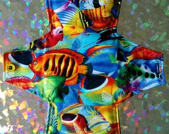 Cloth Pads- FISH