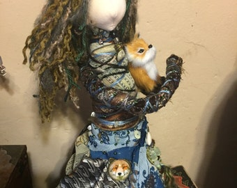 The Willow and the Fox