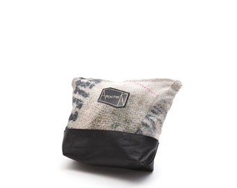Coffee Sacks Re-cycle-style collection digital print pouch