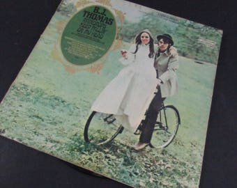 Vintage BJ Thomas Raindrops Keep Falling On My Head Vinyl LP Butch Cassidy and the Sundance Kid Country Rock Soft Rock Genre