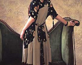 Folkwear 261 Paris Promenade Dress 1918-1920 Sewing Costume Pattern