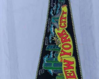 New York City Banner Pennant