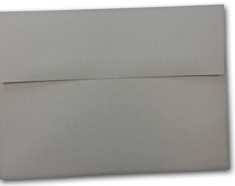 Classic Crest Pewter Gray A2 Envelopes - 50 Envelopes