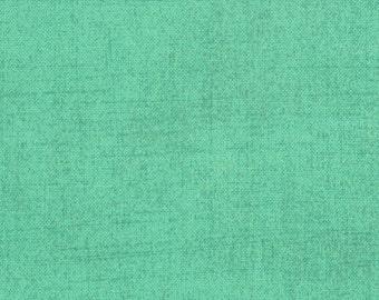 Moda Basic Grey Grunge Teal Aqua Blue 30150-154 Fabric BTY 1 yd
