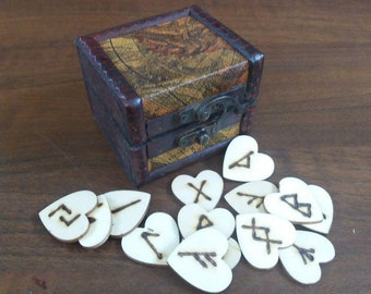 Set of runes for divination