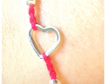 Blessed Karma Love Bracelet