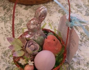Easter Basket Sweet Treats No Calories