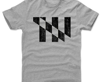 Baltimore Shirt | Destinations & Maryland | Men's Cotton T Shirt | Baltimore Maryland Flag