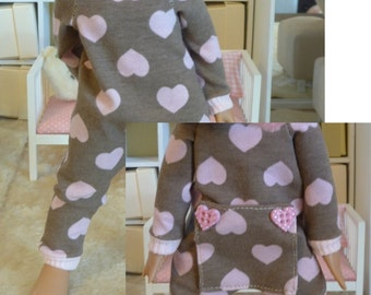 Littlefee (YOSd) special onesie with flap